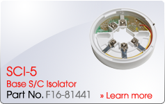 SCI-5 Base S/C Isolator