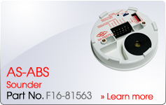 AS-ABS Sounder - Nittan