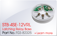 STB-4SE-12VRL Latching Relay Base