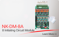 NK-DM-8A 8 Initiating Circuit Module - Nittan