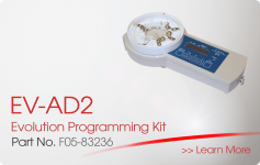 EV-AD2 Evolution Programming Kit Nittan