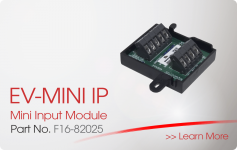 EV-MINI IP Modules Nittan