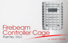 Fire Beam Controller Cage Nittan