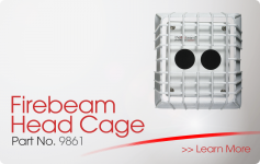 Fire Beam Head Cage Nittan