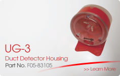UG-3 Duct Detector Housing Nittan