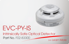 EVC-PY-IS Intrinsically Safe Optical Detector