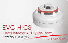 Heat Detector 92C High Temp