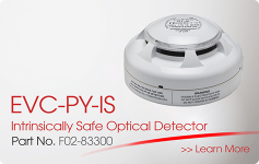 Intrinsically Safe Optical Detector