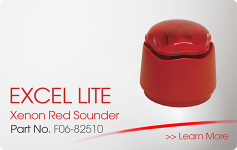 EXCEL LITE Xenon Red Sounder