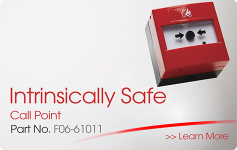 Intrinsically Safe Call Point