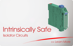 Intrinsically Safe Isolator Circuits