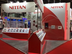 visit Nittan at Intersect Dubai 2019