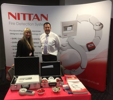 Nittan Fire Detection System