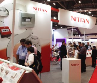 ANOTHER SUCCESSFUL YEAR FOR NITTAN AT FIREX 2018