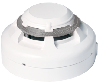 New EV-PYS Photoelectric smoke detector complete with integral sounder