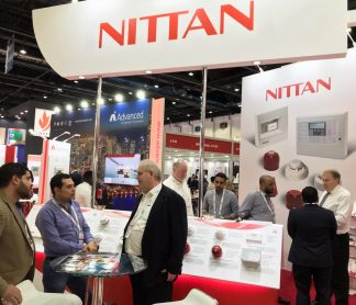 ANOTHER SUCCESSFUL YEAR FOR NITTAN AT INTERSEC DUBAI 2020