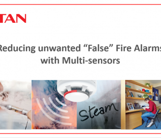 "CPD on Reducing unwanted ""False"" Fire Alarms with Multi-sensors"
