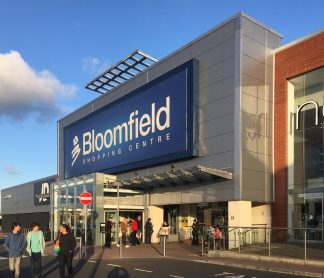 Nittan Case Study on Bloomfield Shopping Centre