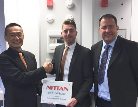 Nittan Elite Distributor