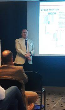 Robin Edmunds Presentation at Cape Town