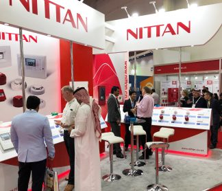 ANOTHER SUCCESSFUL YEAR FOR NITTAN AT INTERSEC DUBAI 2019
