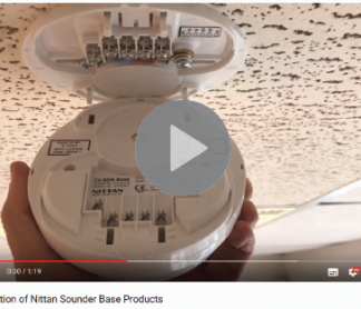Technical Guidance Video TGV-05: Installation of Nittan Sounder and Sounder Beacon Base Devices