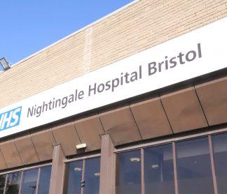 NITTAN FIRE DETECTORS HELP PROTECT NHS NIGHTINGALE HOSPITAL BRISTOL