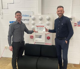 Videcon appointed as a Nittan Elite Distributor